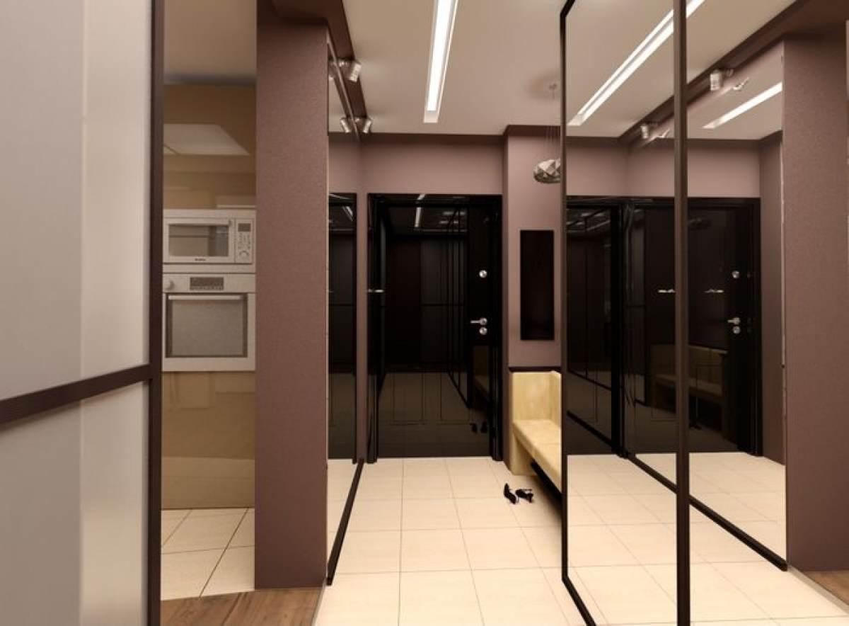 Papier Peint Entree Moderne que faire dans un couloir étroit? couloir étroit mais long